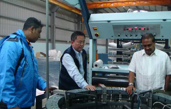 woven bags machinery