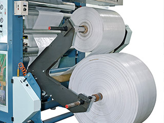 Non-Stop Roller Exchanging System for Unwinder
